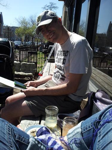 Rudi @ Blind Dog Café