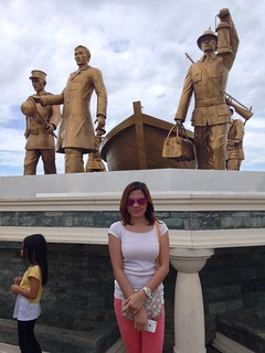 Punto del Disembarko de Rizal
