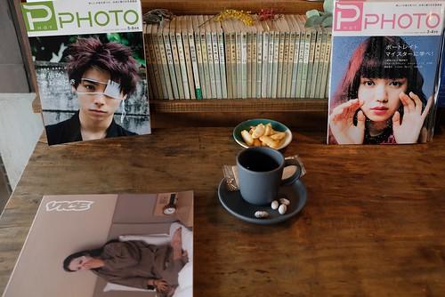 みどりの日、BOOKS f3で写真のつながりを思う