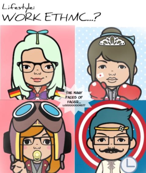 LIFESTYLE: WORK ETHNIC...?