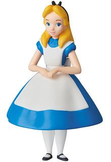《愛麗絲夢遊仙境》主要角色人物 【UDF系列】登場啦!UDF アリス・イン・ワンダーランド