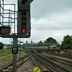 Platform 5, Woking Railway Station