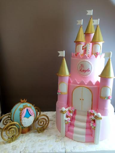 Cinderella Cake by Rich Real