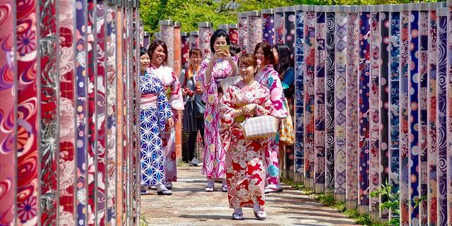 Kimono Happiness