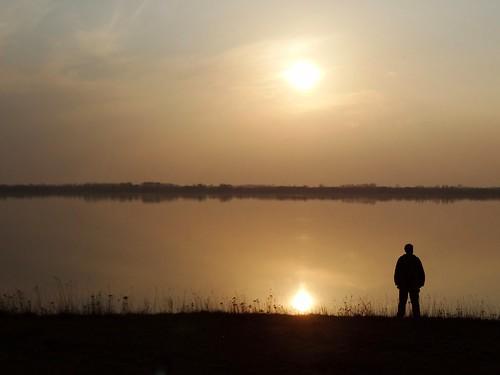 sunset sky sun lake nature water sunshine river evening poland polska sunny natura sunlit woda słońce przyroda jezioro rzeka wieczór niebo zachódsłońca warta jeziorsko sonydschx100v zalewjeziorsko