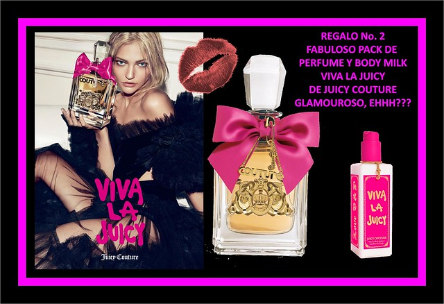 Cibeles Febrero 2012 - Sorteo Juicy Couture