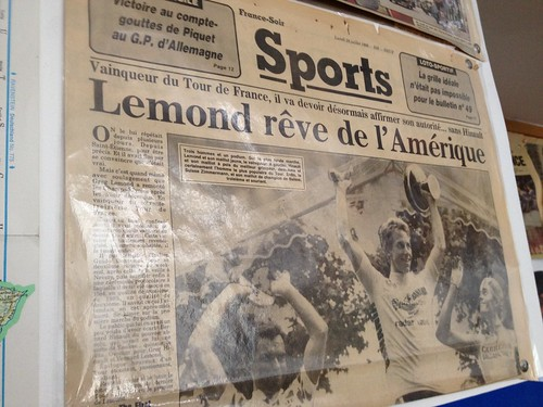 Lemond in the news