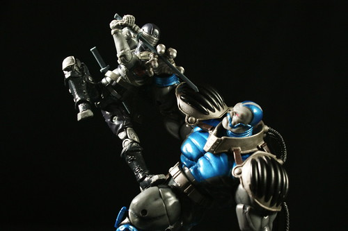 Snake Eyes vs. Apocalypse