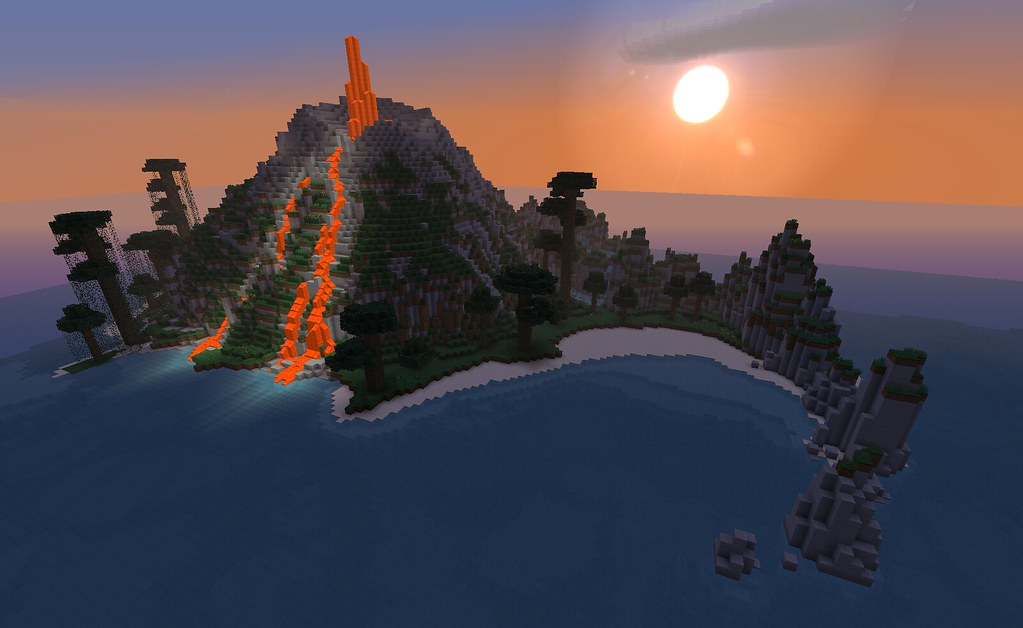 Volcano Islands - Suggestions - Minecraft Discussion - Minecraft ...