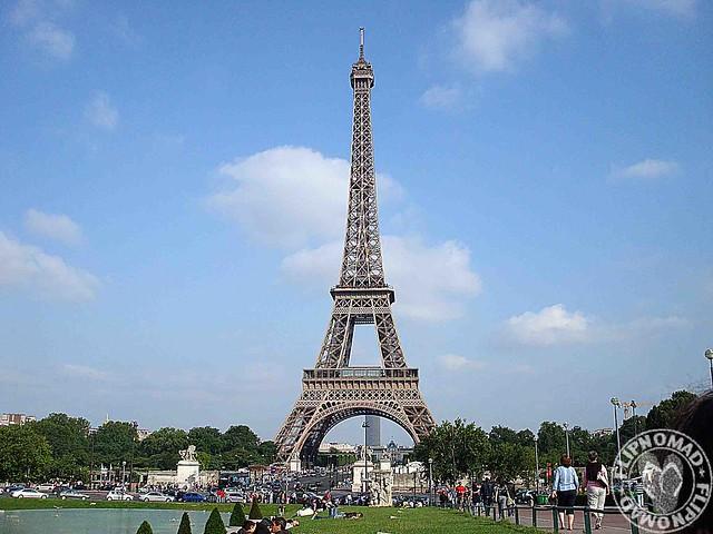 Five Landmarks I Visited in Paris