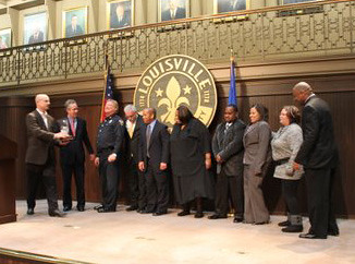 Louisville Metro Department of Corrections wins Sunrise Award