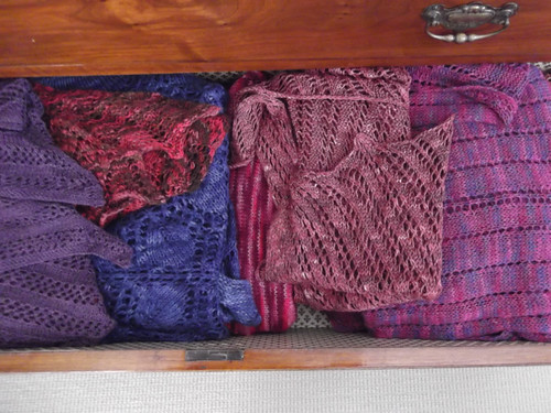 Shawl Drawer