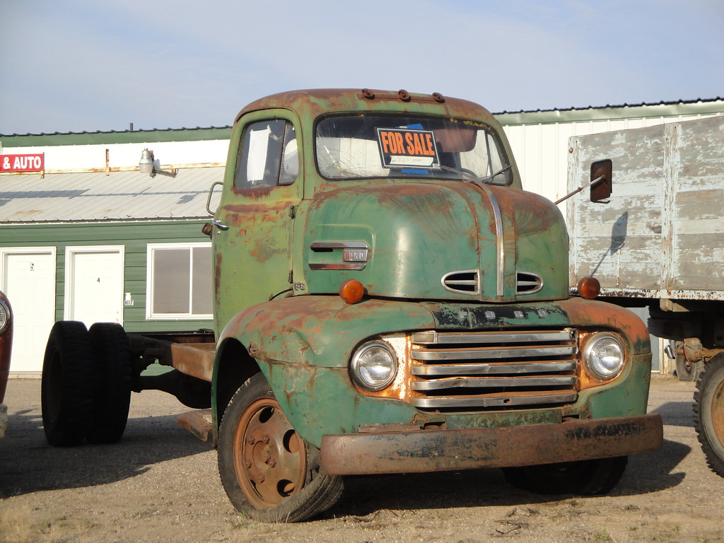Ford Cabover Trucks