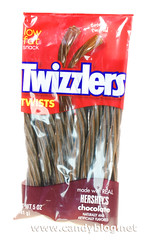 Twizzlers Chocolate Twists (New Recipe - Old)