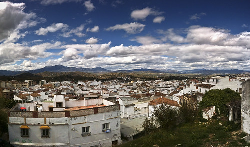 View over Coín