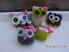 Even More owls