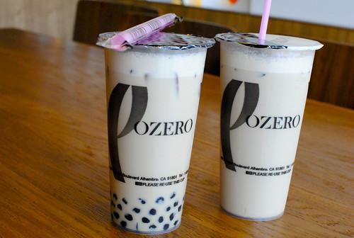 ozero teas