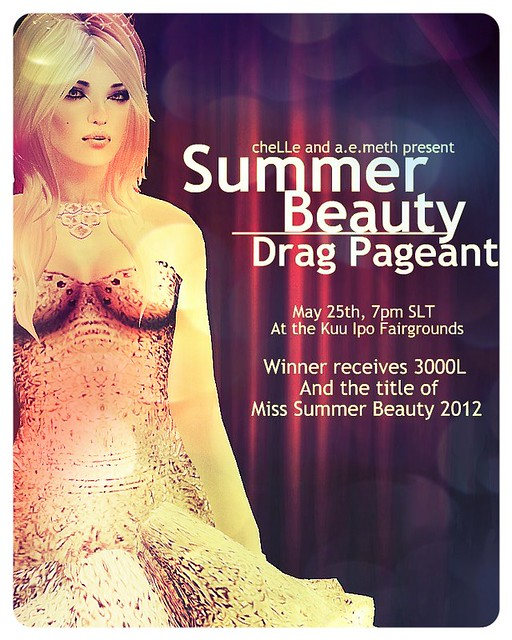Summer Beauty Drag Pageant