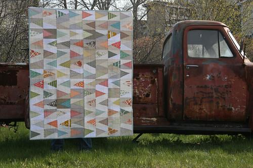 trailmarker quilt