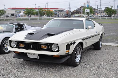 Mustang Mach1