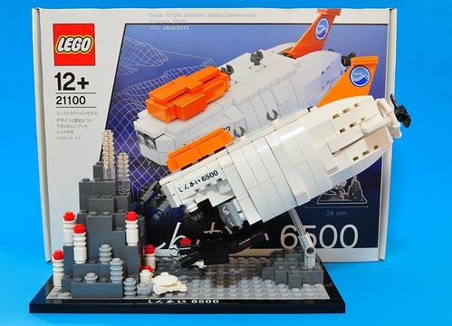 Lego Shinkai