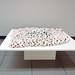 Annick Berclaz, installation, porcelaine