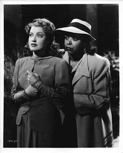 eanette MacDonald  & Ethel Waters  1942 MGM Film, CAIRO