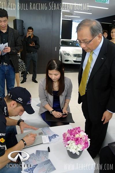 F1 driver Sebastien Buemi & Red Bull Racing 2012-009