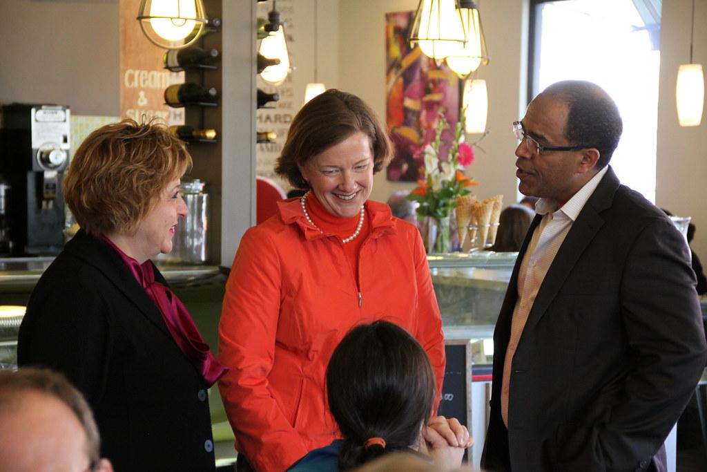 Premier Alison Redford Alberta Election 2012
