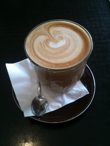 Caffe Latte (large)