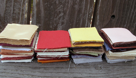 "Stack of 2"" squares"