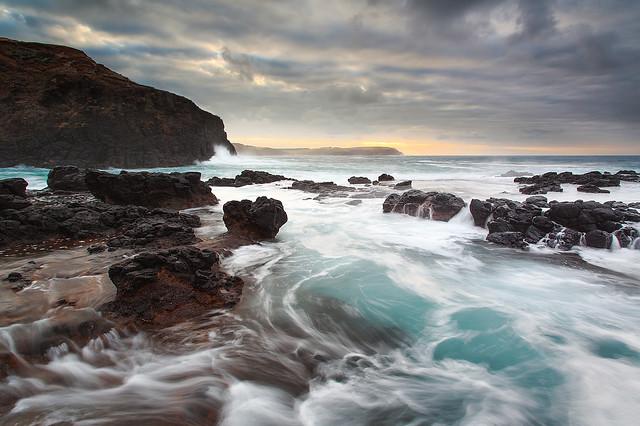 Cape Schank swell