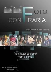 Foto Confraria (flyer para divulgação)