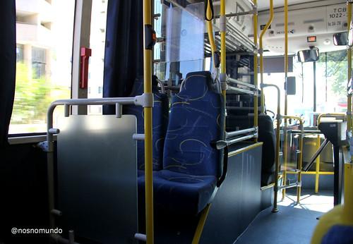 Ônibus executivo - aeroporto Brasília