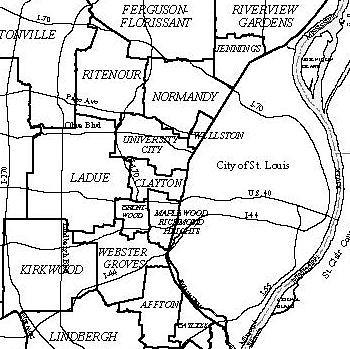 Saint Louis_MO_School Districts