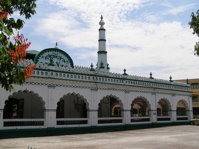 Town Padang Mosque