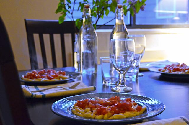 homemade pasta by brandi