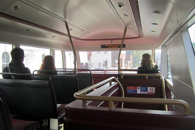 Top Deck Boris Bus