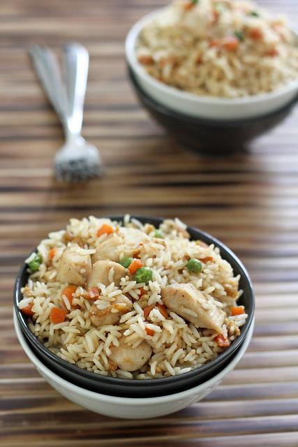 Chicken Fried Rice1