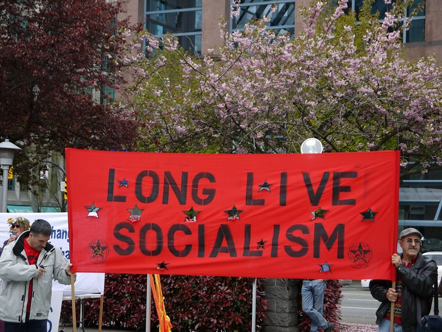 Long Live Socialism -- Occupy May Day 2012