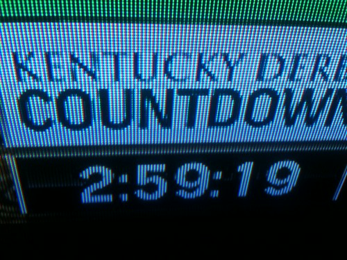 Kentucky Derby Countdown