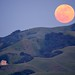 Supermoon, 5 May 2012, Moraga, California