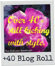 over 40 blog roll