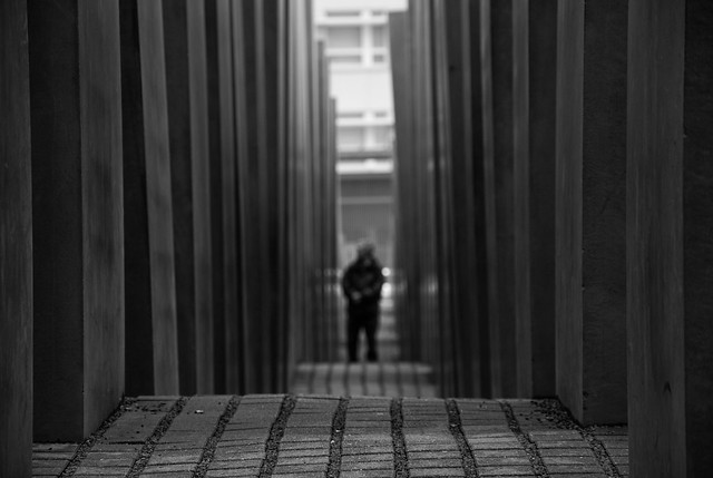 Holocaust-Mahnmal Berlin