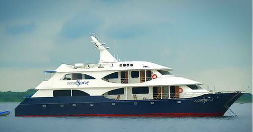 7158068870 1b4fd22f30 The Newest Most Luxurious Galapagos Yacht