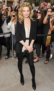 Kate Moss Jumpsuit Celebrity Style Women's Fashion