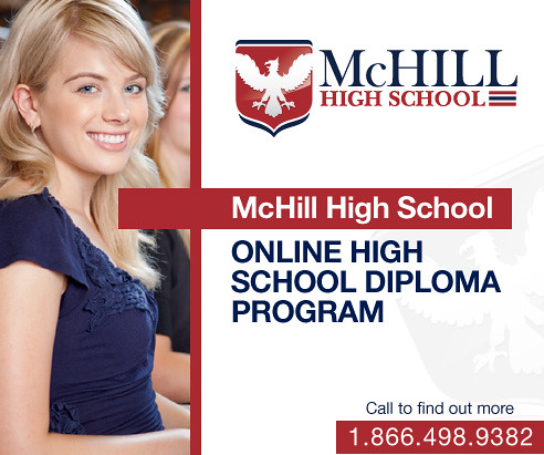 McHill High School- 100% Online High School Diploma