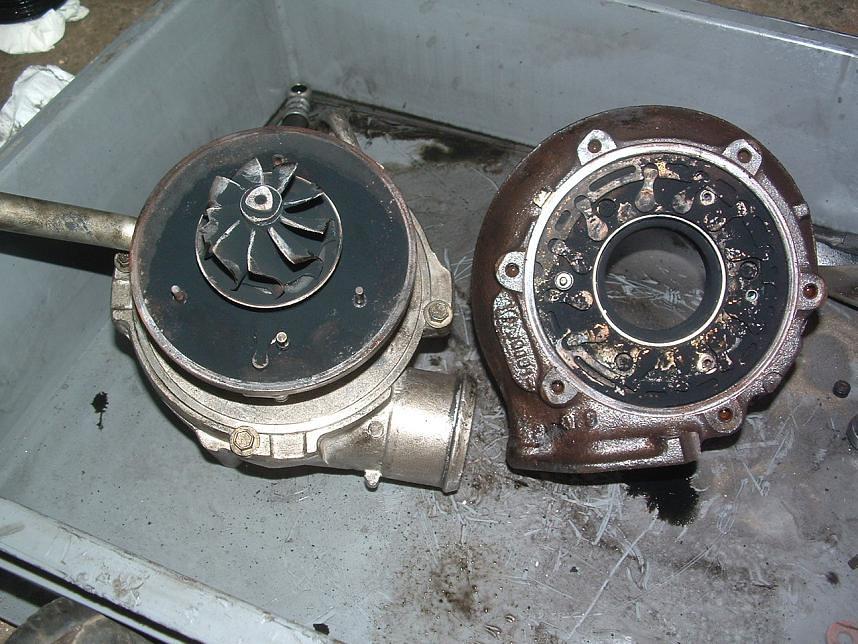 Bmw 118d Turbo Actuator