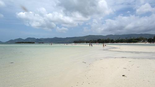 Koh Samui Chaweng Beach North end サムイ島チャウエンビーチ北端 (7)