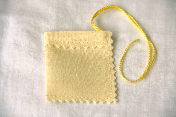 Reusable Cotton Tea Bags